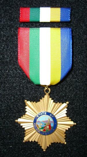 Civillian Award for EMS Picture