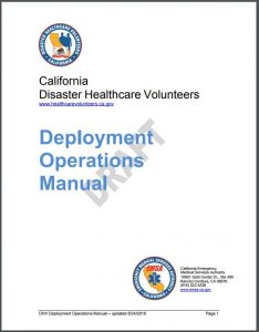 DHV Deployment Operations Manual