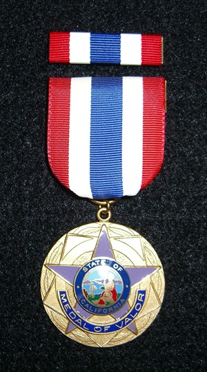 Medal of Valor Graphic