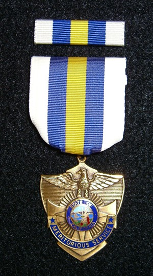 Meritorious Service Medal Picture