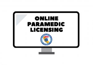 Online Paramedic Licensing