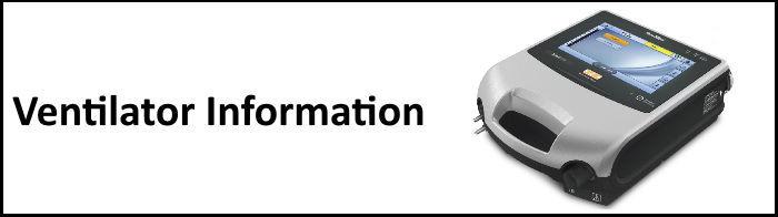 Ventilator Information