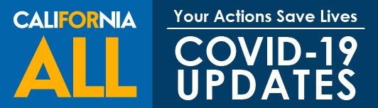 California All - Covid-19 Updates