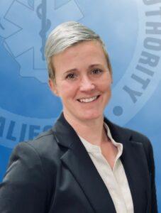 Photo of Commissioner Kristin Weivoda